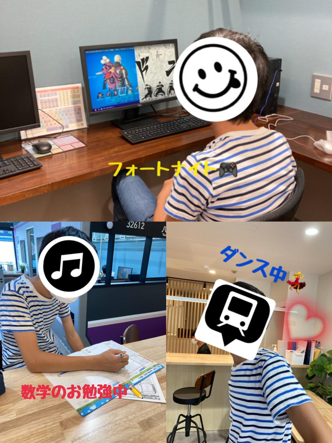 放課後等デイサービストレインキッズ2021.7.21ブログ③